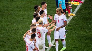 Die Schweiz steht im Viertelfinale der EM