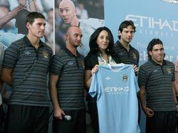 Manchester City rüstet für die Saison 2009/2010 auf