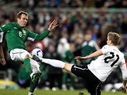 Österreich erkämpft Remis in Irland