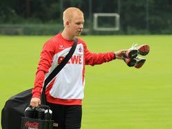 Kölns Sascha Bigalke kann wieder am Training teilnehmen