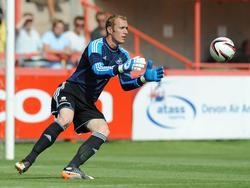 Gerhard Tremmel wird bei Swansea Stammkeeper Vorm im Tor vertreten