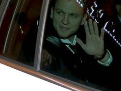 Denis Cheryshev bei seiner Ankunft in Valencia