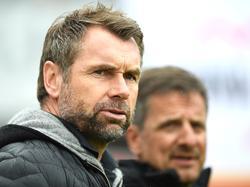Bernd Hollerbach könnte den zweiten Aufstieg in Folge schaffen