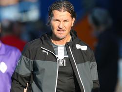 Baumgartner bleibt auch in der Regionalliga Trainer von Austria Salzburg