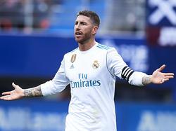 Sergio Ramos wird von der UEFA angeklagt