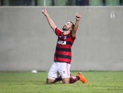 Éverton Ribeiro anotó el único tanto del encuentro. (Foto: Imago)