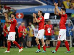 Starker WM-Start der Schweizer