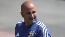 Jorge Sampaoli und der argentinische Verband haben sich einvernehmlich getrennt