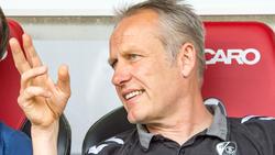 Christian Streich fehlt dem SC Freiburg bis auf Weiteres
