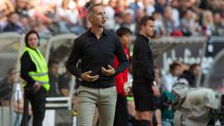 Eintracht-Coach Adi Hütter warnt vor Fortuna Düsseldorf