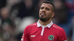 Jonathas will wieder für Hannover 96 spielen
