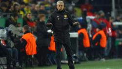 Lucien Favre leistet in Dortmund trotz des jüngsten Pokalaus sehr gute Arbeit