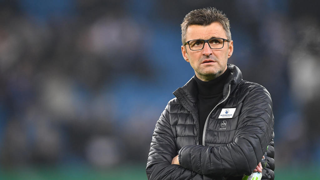 Wann entlässt der 1. FC Nürnberg seinen Trainer Michael Köllner?