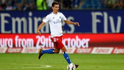 Christoph Moritz verlässt den HSV auf Leihbasis