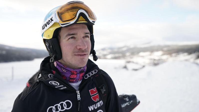 Geht in Are nur im Slalom aufMedaillenjagd: Felix Neureuther