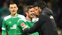 Fin Bartels gab nach 15 Monaten sein Comeback für Werder Bremen