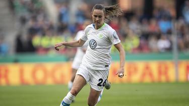 Caroline Hansen verlässt den VfL Wolfsburg