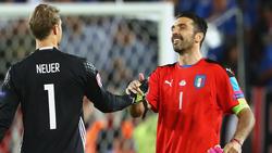 Sehen sich Neuer und Gianluigi Buffon bald in der Fußball-Bundesliga wieder?