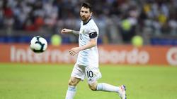 Messi steht mit Argentinien im Viertelfinale der Copa América