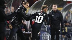 Die Zukunft von Neymar bei PSG ist offenbar ungewiss