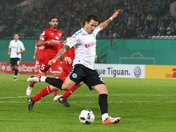 Sararer ebnet Pokalerfolg gegen Mainz