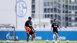 David Wagner bereitet den FC Schalke 04 auf die neue Saison vor