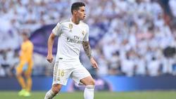 James Rodríguez erntete heftige Kritik