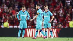 Lionel Messi ist beim FC Barcelona noch nicht bei 100 Prozent