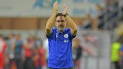 David Wagner war mit der Leistung seiner Schalker sehr zufrieden