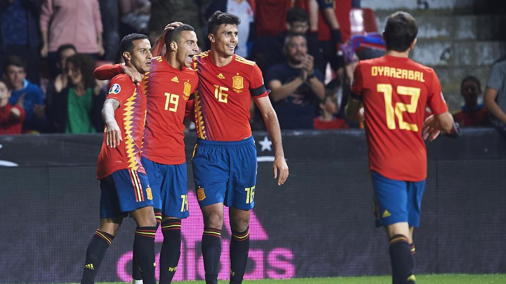 Spanien feierte einen Last-Minute-Ausgleich gegen Schweden