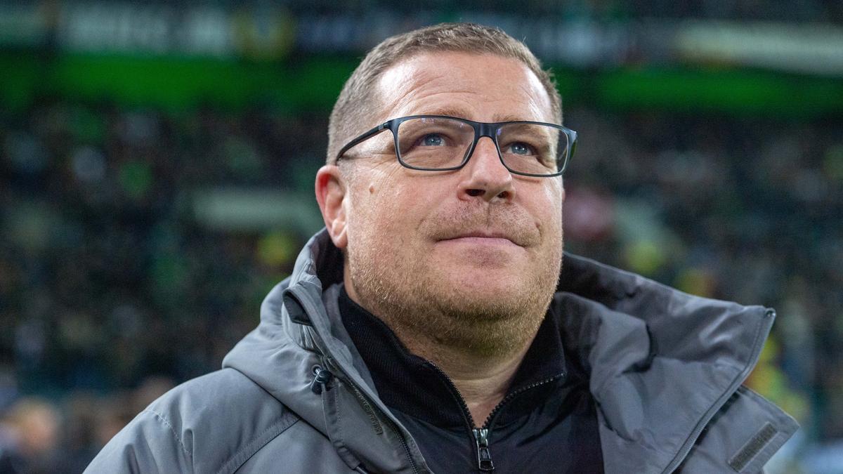 Max Eberl will auf die Spieler keinen Druck ausüben