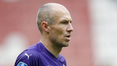 Arjen Robben beendet seine Karriere