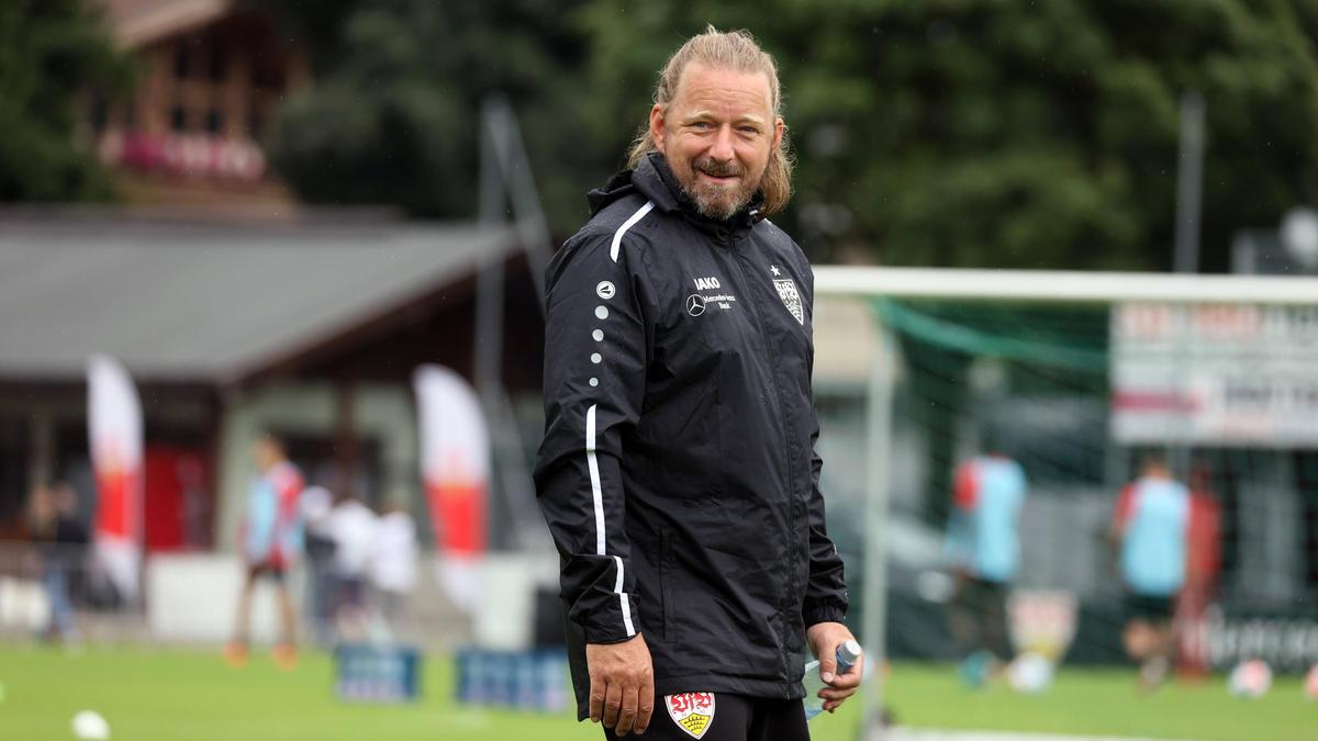 Sven Mislintat ist Sportdirektor beim VfB Stuttgart