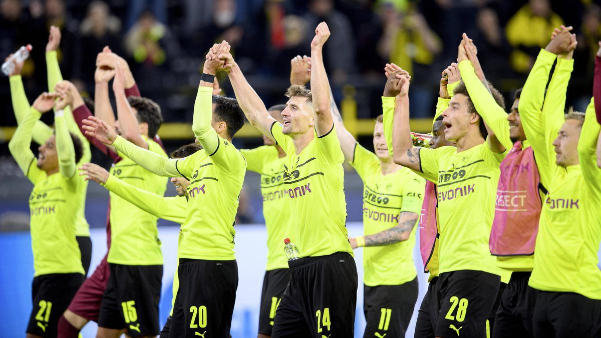 Bei den Bundesligaklubs rund um den BVB und den FC Bayern lief es in dieser Woche