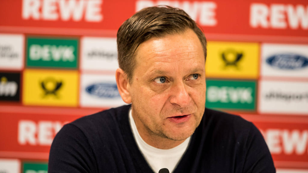 Horst Heldt lässt kein gutes Haar an Jürgen Klinsmann