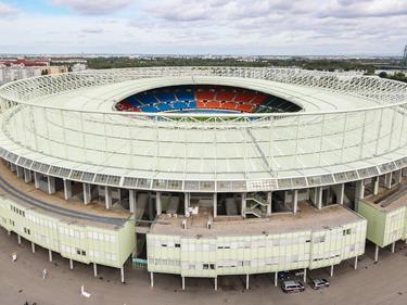 Das Wiener Ernst-Happel-Stadion wird gegen die Türkei leer bleiben