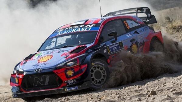In der Heimat von Weltmeister Ott Tänak wird die WRC-Saison fortgesetzt