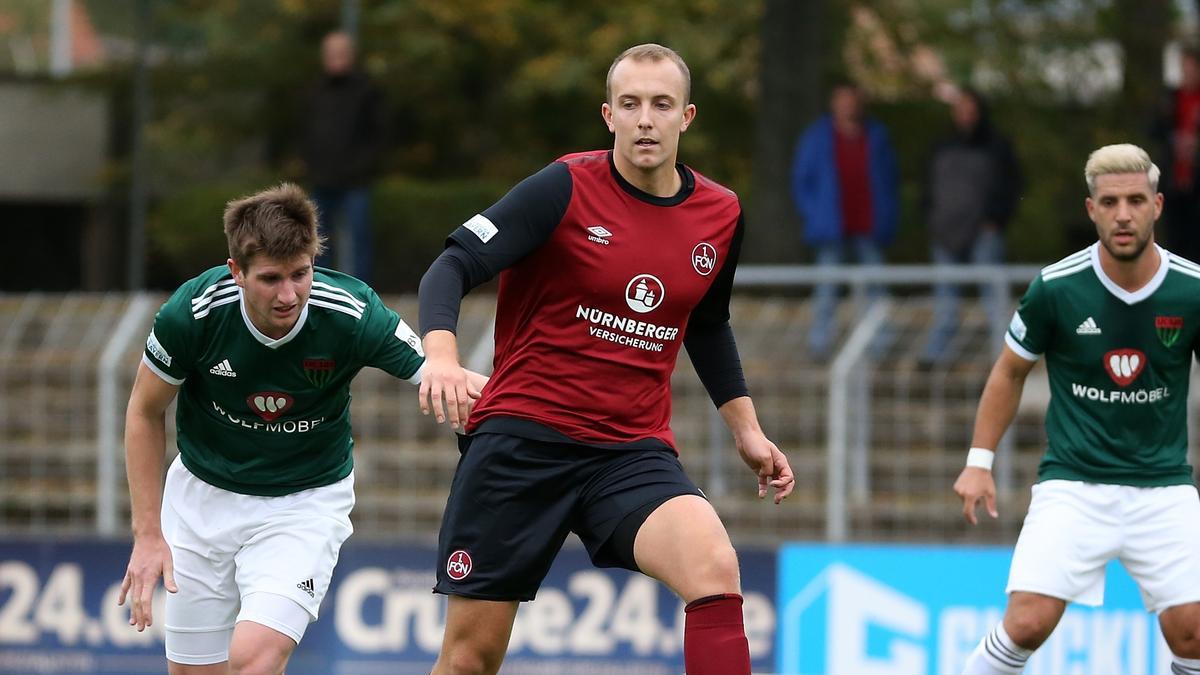 Tobias Kraulich wechselt vom 1. FC Nürnberg zu den Würzbuger Kickers