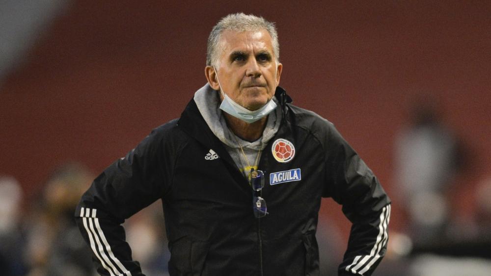 Nach Niederlagen in der WM-Quali entlassen: Carlos Queiroz