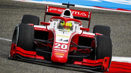 Mick Schumacher konnte sich den Formel-2-Titel nicht vorzeitig sichern