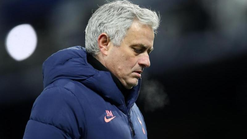 José Mourinho beklagte die vielen Fehler seines Teams