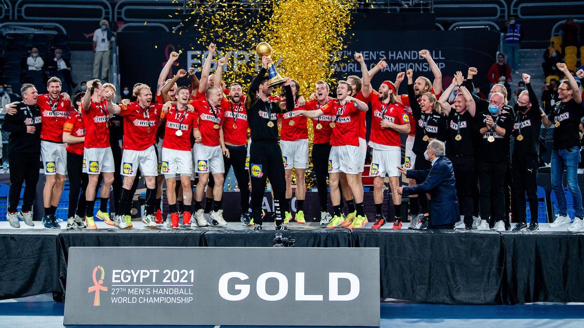 Die Dänen sind Weltmeister