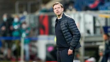 Florian Kohfeldt von Werder Bremen fällte ein klares Urteil
