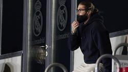 Wurde positiv auf Corona getestet: Sergio Ramos
