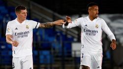 Real Madrid muss einen Rückschlag in La Liga hinnehmen