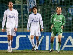 Schalke kassiert den Ausgleich gegen Montpellier