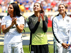 El país se vuelca en la igualdad salarial en el fútbol. (Foto: Getty)