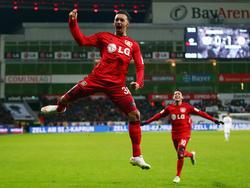 Karim Bellarabi es el jugador destacado en el ataque del Bayer esta temporada. (Foto: Getty)