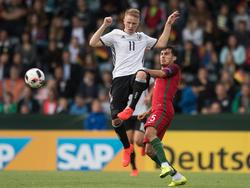 Philipp Ochs soll im Visier der Gunners stehen