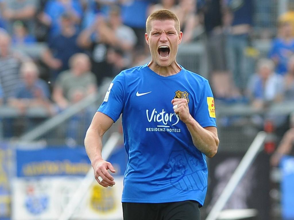 Kevin Behrens spielt bald für den SV Sandhausen
